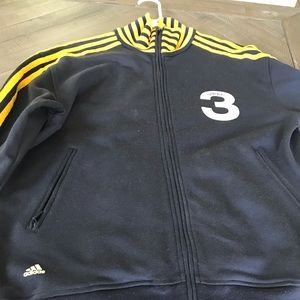 Adidas classic track jacket